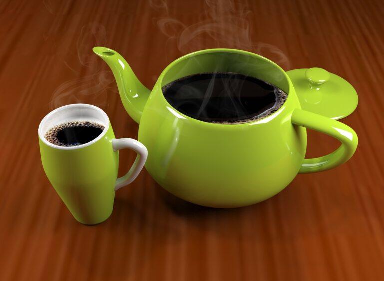jug of coffee, coffee, coffee hot