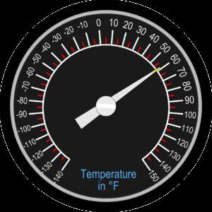temperature, cold, fahrenheit