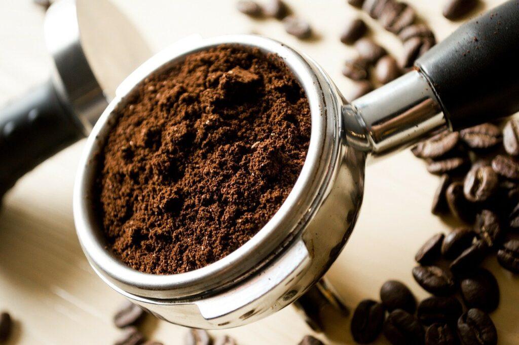 coffee, coffee grinds, cafe