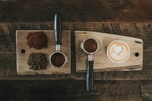 coffee, beans, seed