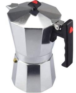 cafetera italiana aluminio precio