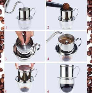 como hacer cafe vietnamita en casa