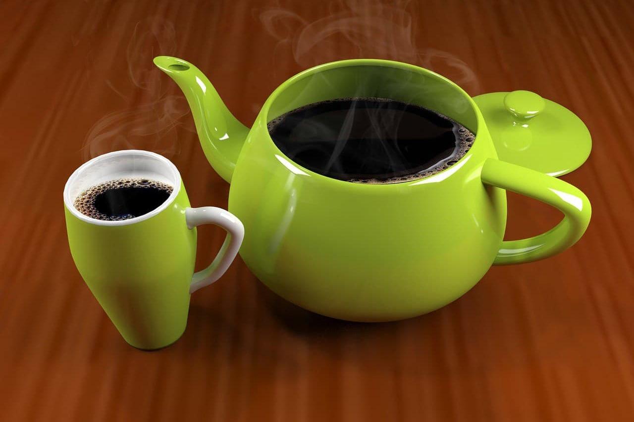 jarras de cafe