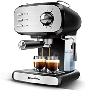 tipos de cafeteras: cafeteras de espresso